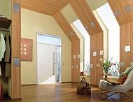 holzdecken und paneelen schreinerei riedel schw bisch hall. Black Bedroom Furniture Sets. Home Design Ideas